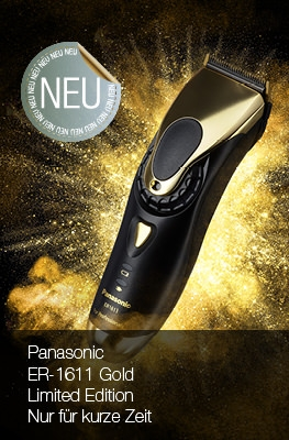Panasonic ER-1611 Gold