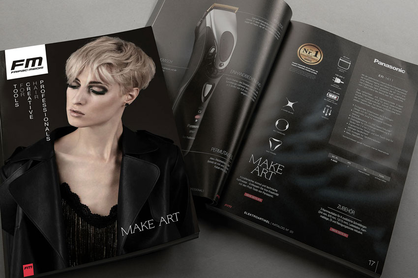 Tools for Creative Hair Professionals