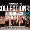 Futurewise - der Name der neuen TONI&GUY Collection 2017/18 ist definitiv Programm!