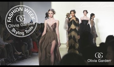 Olivia Garden für  Leanne Marshall bei der NYFW 2017