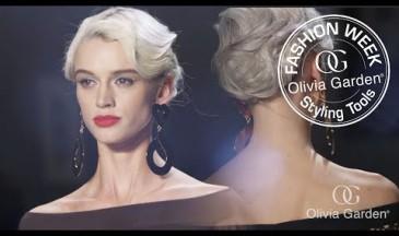 Olivia Garden für Chiara Boni bei der NYFW 2017