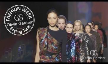 Olivia Garden für Vivienne Tam bei der NYFW 2017