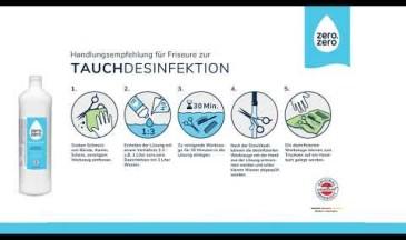 Hier erfahrt ihr alles über das neue Desinfektionsmittel Zero.zero