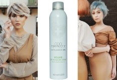 Volume Dry Powder Spray - Styling und Pflege