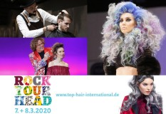 Save the Date! TOP HAIR – DIE MESSE Düsseldorf am 07. und 08. März 2020