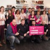 Olivia Garden spendet über 25.000 Euro an Think Pink Europe