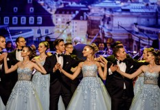 Dresdner Opernball in Sankt Petersburg